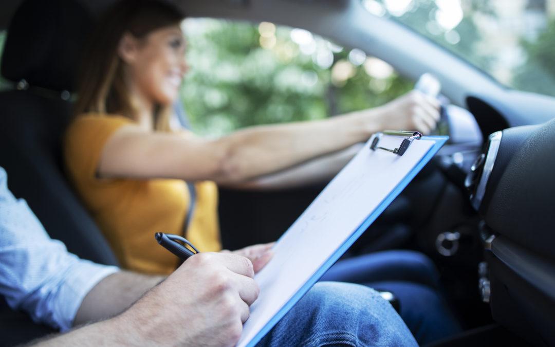 L'épreuve du permis de conduire